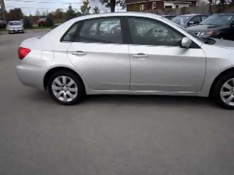 2009 Subaru Impreza 2.5 I >> 2009 Subaru Impreza 2 5i Awd Sedan Preview Kia Of Hamilton