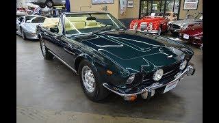1980 Aston Martin V8 Volante Autosport Designs Youtube
