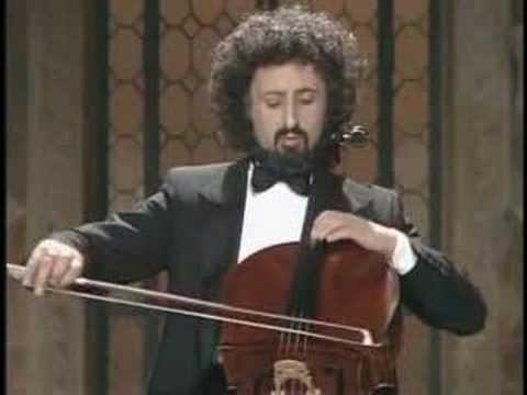 Bach - Cello Suite No.3 v-Bourree
