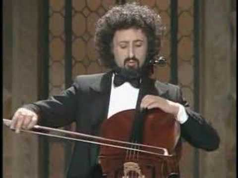 Bach - Cello Suite No.3 v-Bourree