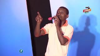 Alex Muhangi Comedy Store Jan 2019 - Bobi Brown & Nilo Nilo