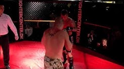 FIGHTERGALLA 14 RICHARD GRANHOLM STOCKHOLM SHOOT VS PER FRANKLIN GLADIUS MMA