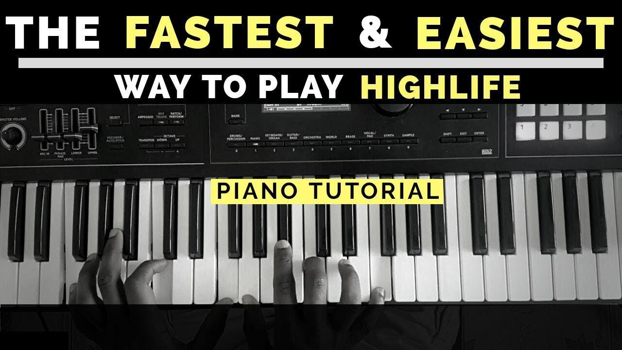 Download Learn How to play Highlife | FAST & EASY! |