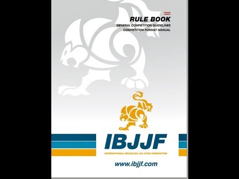 IBJJF RULES - free course