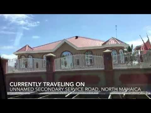 Traveling Around Mahaica- Republic Of Guyana (HD) (60FPS)