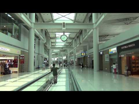 A tour of Seoul Incheon Airport's Main Terminal and Terminal