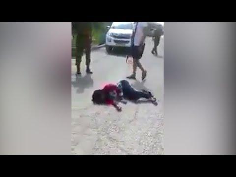 İsrail askerleri 16 yaşındaki...