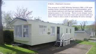 Weymouth Caravan (Waterside Holiday Park & Spa)