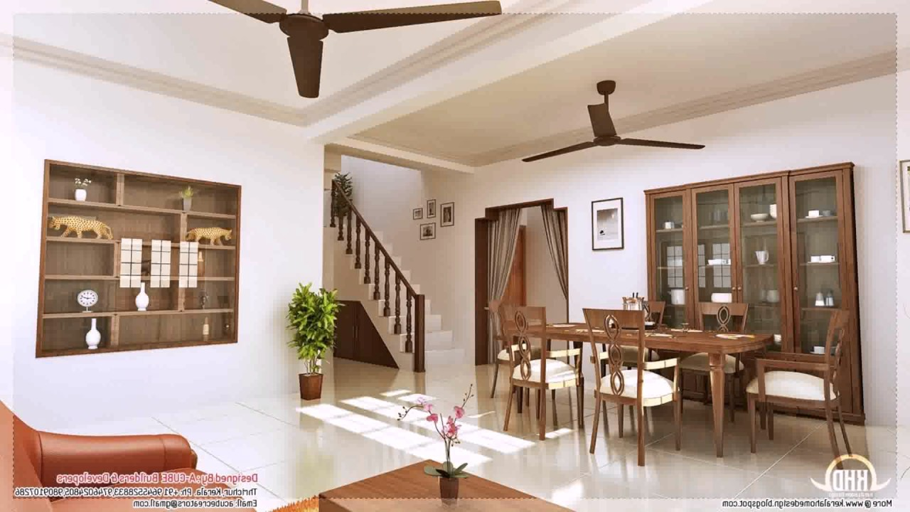 Kerala Style House Interior Design Photos - YouTube