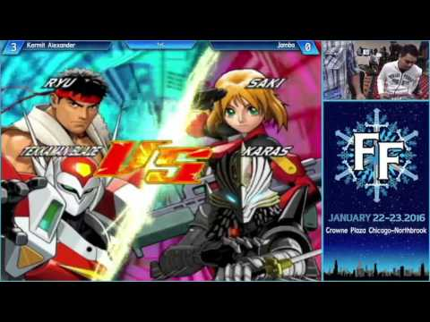 Tatsunoko vs. Capcom Frosty Faustings VIII - Top 4