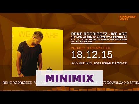 Rene Rodrigezz - We Are (Official Minimix HD)