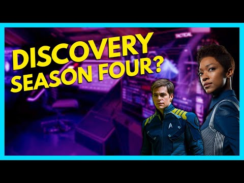 Star Trek Discovery Season 4 | Kelvin Trek Film Update!