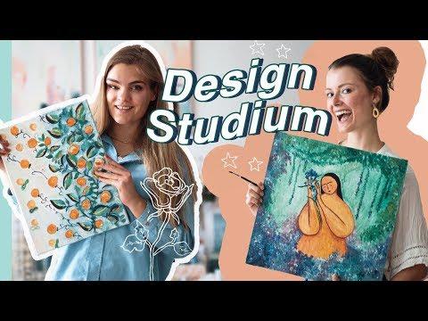 Design Studium Talk - Alles über Medien & Kommunikation Design // I' MJette