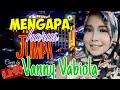 Lirik MENGAPA HARUS JUMPA Cover by VANNY VABIOLA