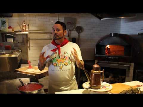 Tony Gemignani Pizza Expo 2017