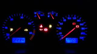 Golf 4 TDI 110 Start with acceleration