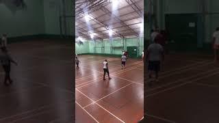 4 - BAA Bermuda Indoor Soccer/Football/Futsol... Monday, February 2020
