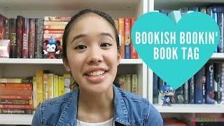 Bookish Bookin' Book Tag