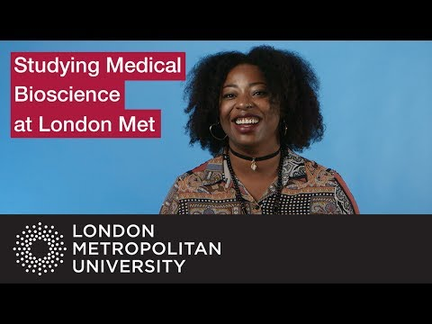 Studying Medical Bioscience at London Met