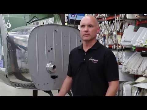 Airframe Components Restoring a Cessna 150 Pt 2