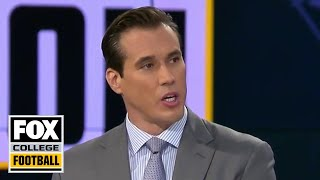 Brady Quinn on Big 12: 'It's Oklahoma and then everyone else' | CFB ON FOX