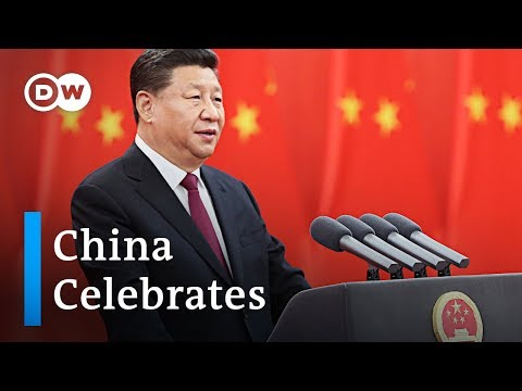 China celebrates 70 years of communist rule | DW News