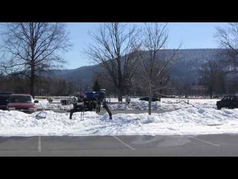 Turbo Ace Matrix E quad copter maiden test flight