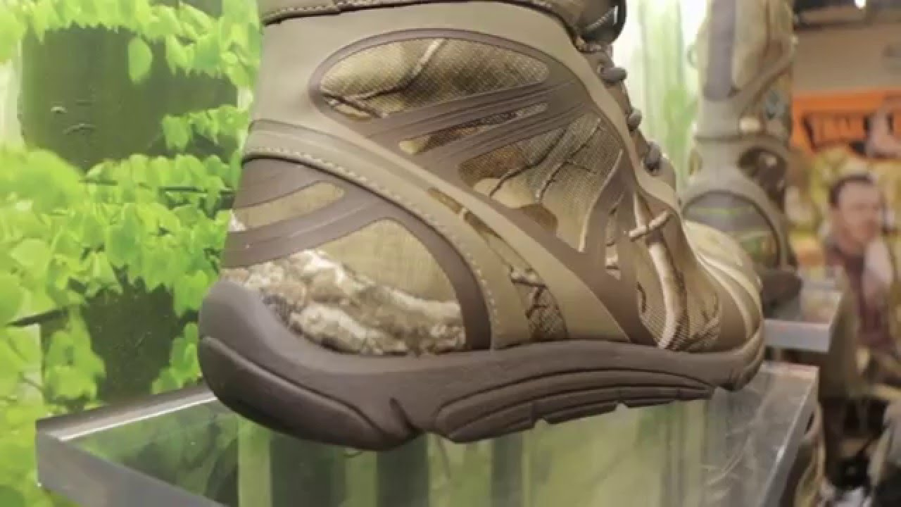 e3326ae43aa34f New  Muck Pursuit Shadow Pull-On Hunting Boot - YouTube