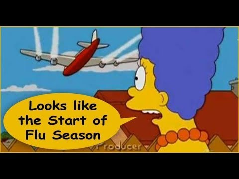 2018 Entire USA Hit with the CHEMTRAIL FLU?