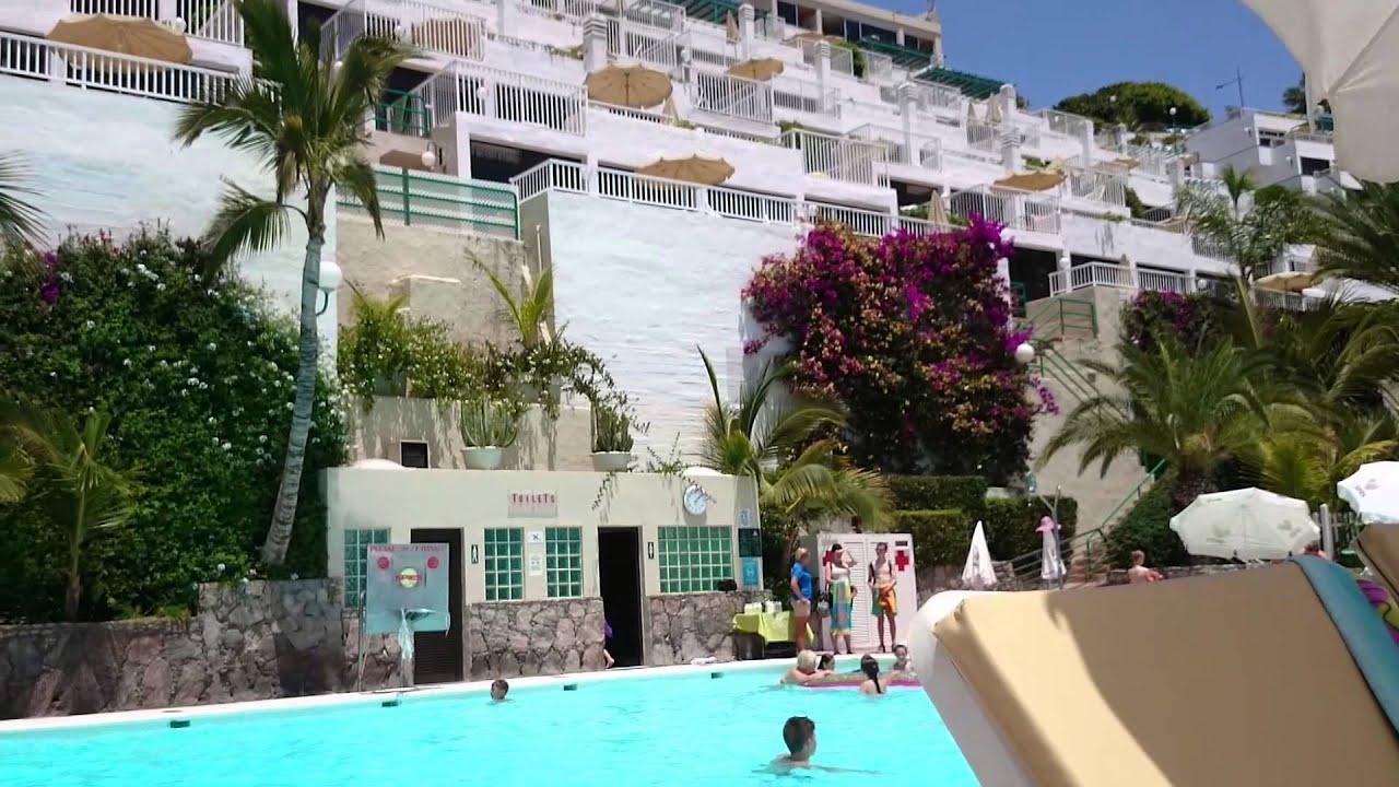 Altamar Hotel Puerto Rico Gran Canaria - YouTube