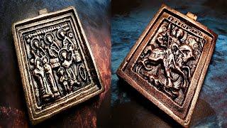 Делаю старинные антикварные иконы