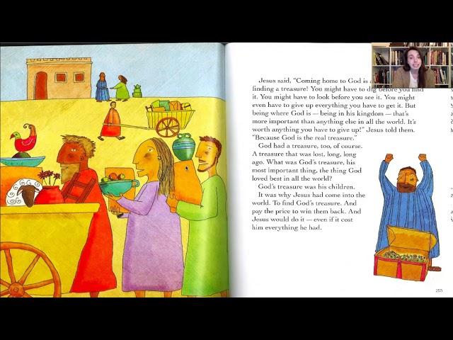 Bible Story #8:  The Treasure