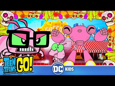 Teen Titans Go! | Silkie's Funniest Moments
