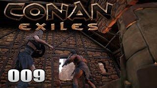 CONAN EXILES [009] [Schmiede - Dach & Innenausbau] [Multiplayer] [Deutsch German] thumbnail