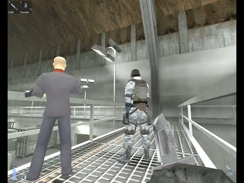 igi 2 mission 17 using knife