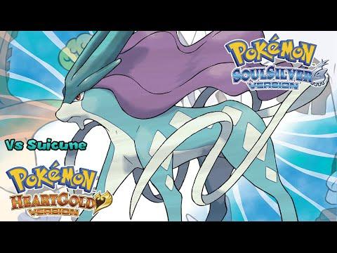 Pokemon HeartGold/SoulSilver - Battle! Suicune Music (HQ)
