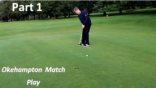 COURSE VLOG Pt1 PETER HOWELL & JAY CARROLL AT OKEHAMPTON GOLF CLUB