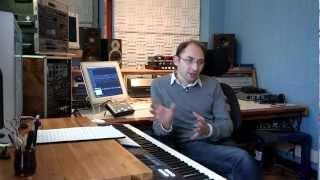 La musique de film avec Pro Tools et Sibelius - partie 1 (La Boite Noire)