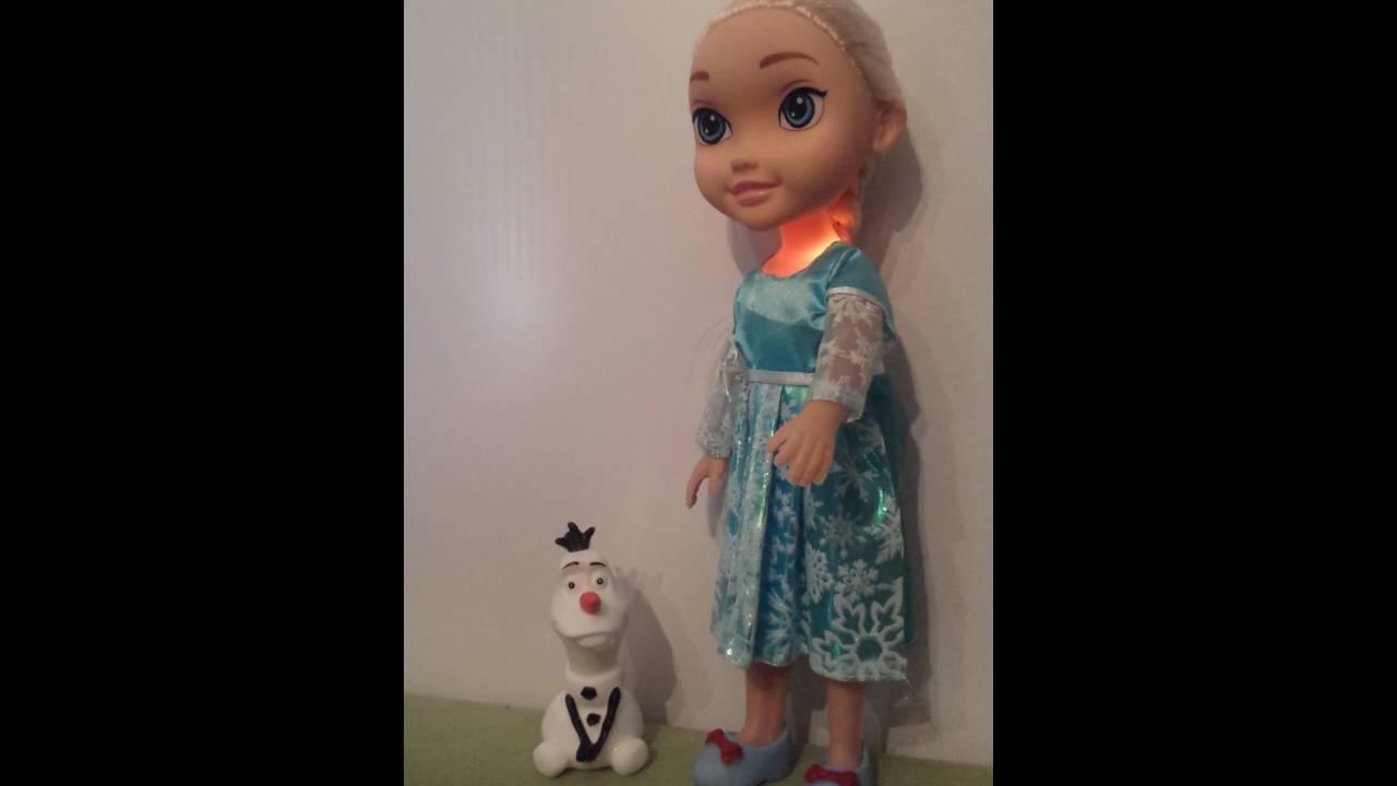 43319612a babika Elsa - Frozen - YouTube