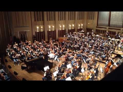 Ohio Premiere of Ben Folds' Concerto for Piano and Orchestra