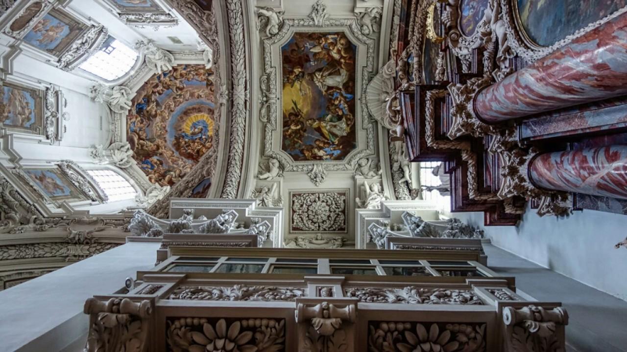 Orgelpfeifen Passauer Dom