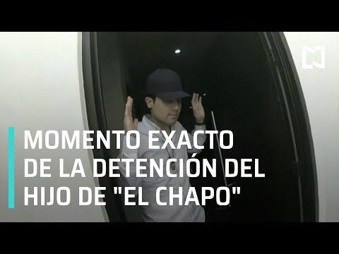 Así fue la captura del hijo de 'El Chapo' Guzmán - Al Aire