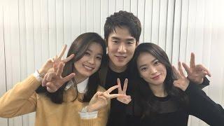 [HHJ]Love,Lies Han Hyo Joo Yoo Yeon Seok 柳演錫 韓孝周 千玗嬉 解語花的戲外延伸