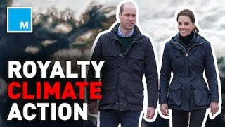 British Royals Want Climate Change Action Now
