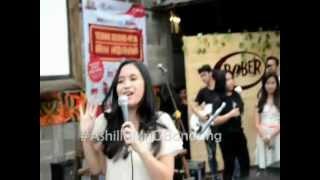 Download Lagu Ashilla - Kamseupay #AshillaMnGBandung MP3