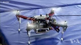 无人机成为建筑工人