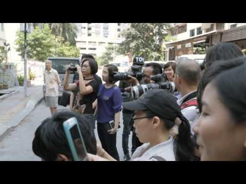 kinohimitshu short film BTS