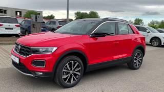 Volkswagen T-Roc bemutató