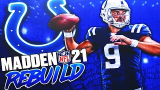 If we can keep crushing 2000 likes on these rebuilds fellas it's gonna make me a happy papa!today our madden 21 franchise rebuild is with the indianapolis co...