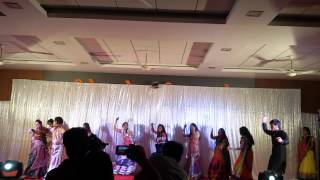 Sangeet Dance Video | Dishant Jinal Marriage | Dance By Niraj And Friends
